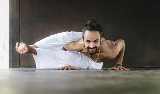 Deepen your practice at the Yoga Festival