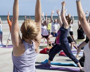Yoga Weekenden op Terschelling & Veluwe